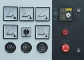 柴油发电机组控制系统
