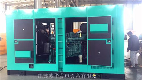 上海发电机组品牌种类比较多